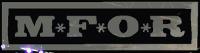 MFOR Logo
